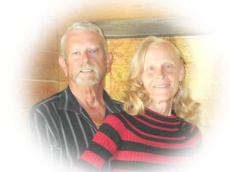 Marie & Garry from Hartsel, Colorado, United States