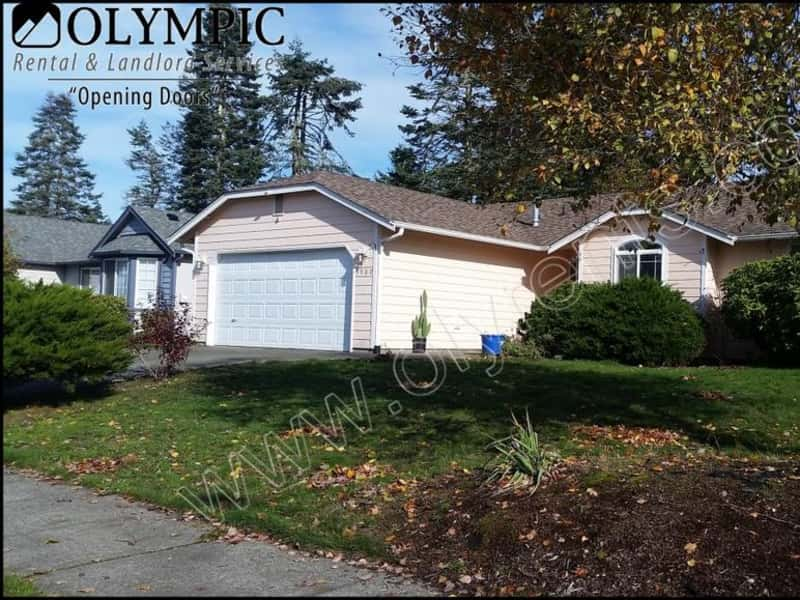 Housesitting assignment in Lacey, Washington, United States