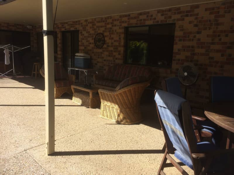 Housesitting assignment in King Scrub, Queensland, Australia