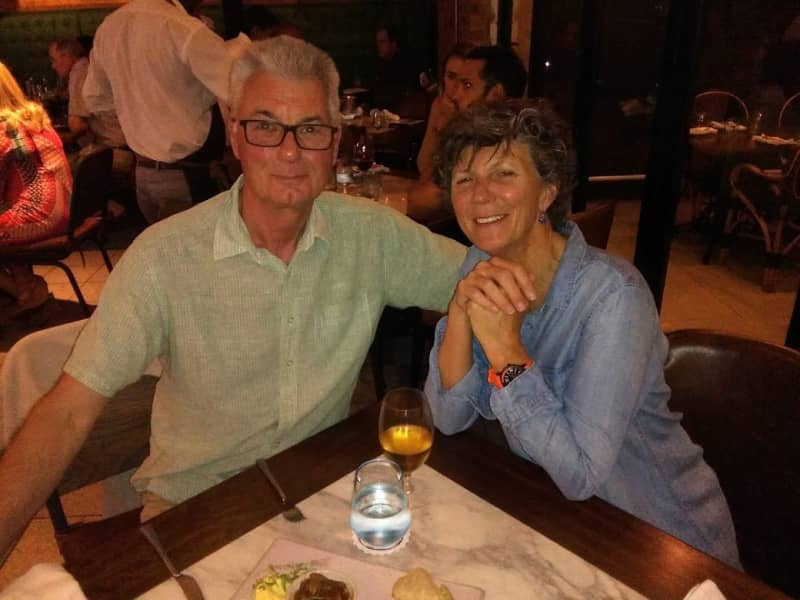 Julia & Gordon from Lichfield, United Kingdom