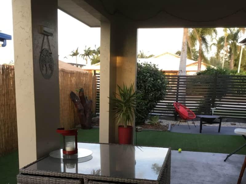Housesitting assignment in Townsville, Queensland, Australia
