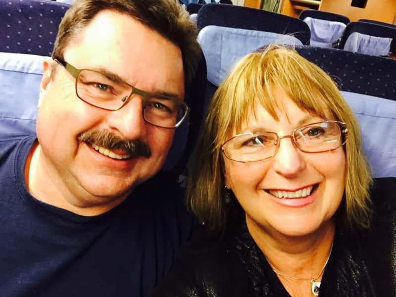 Linda & Marcel from Cambridge, Ontario, Canada