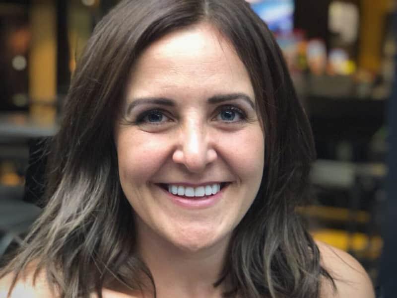Natalie from Fitzroy, Victoria, Australia