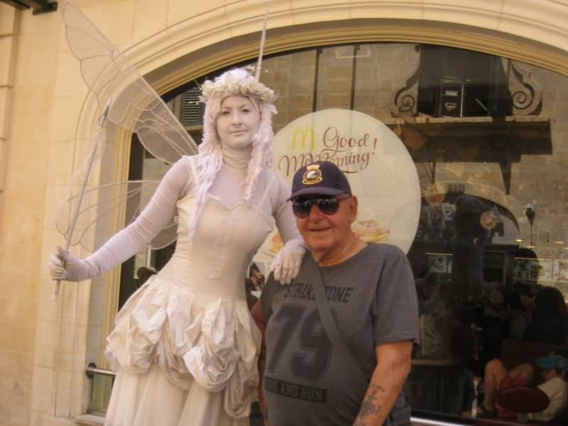 Charles & Judy from Sannat, Malta