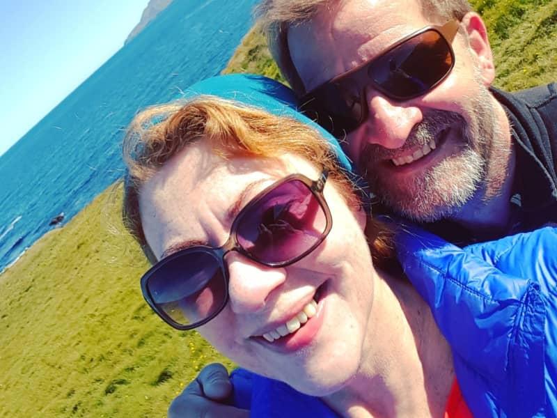 Hjordis & Benedikt from Reykjavík, Iceland