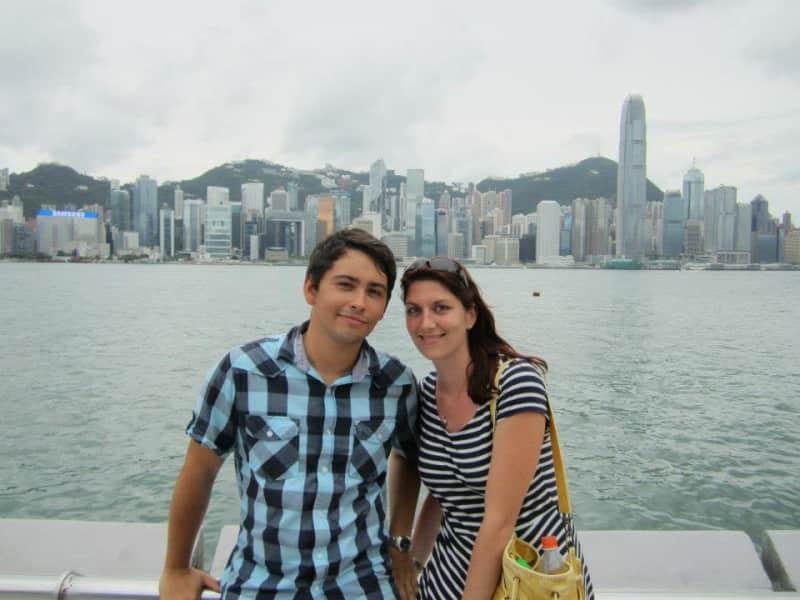 Katie & Jason from Manchester, United Kingdom