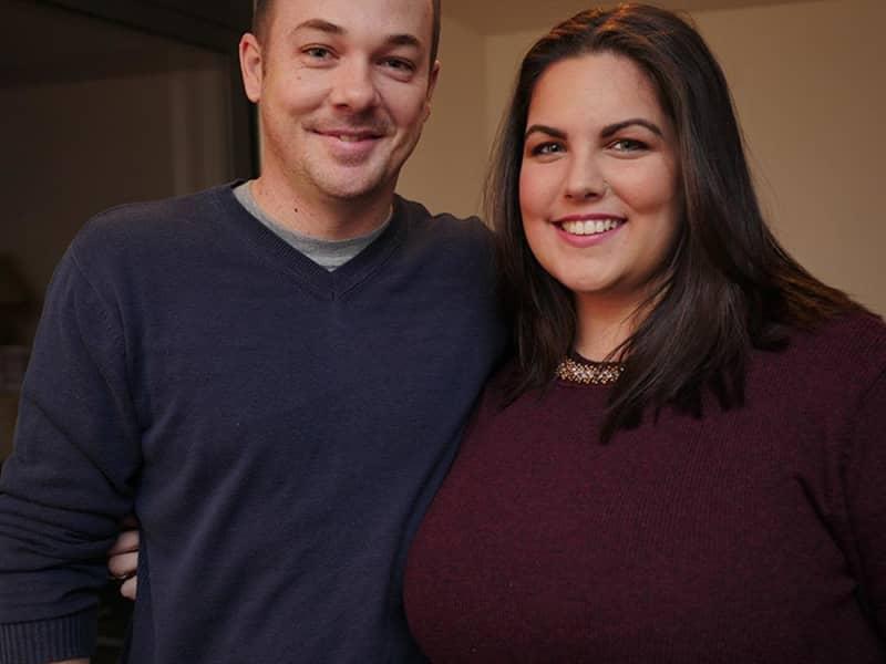 Ryan & Sarah from Formby, United Kingdom