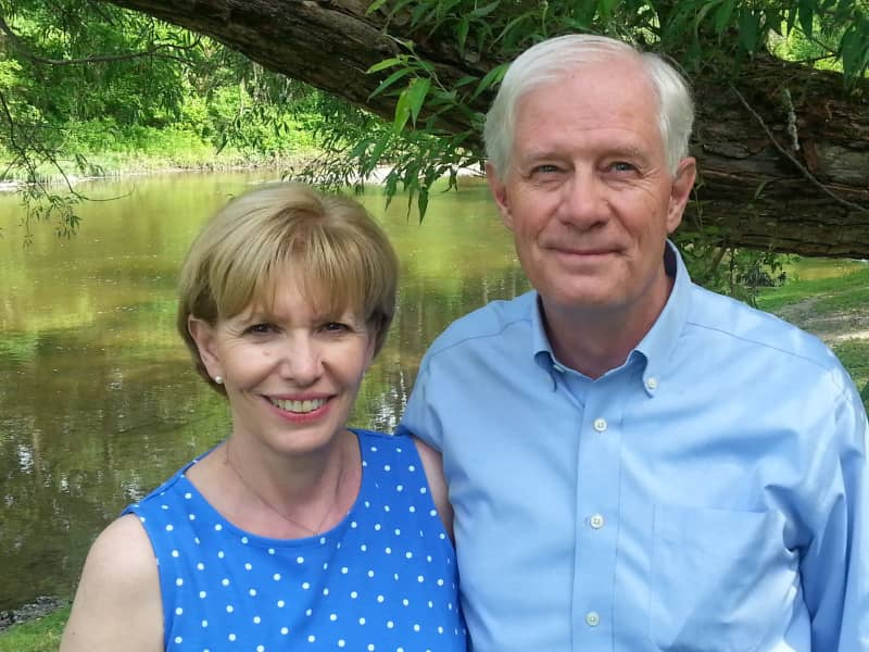 Eloise & Stephen from Raleigh, North Carolina, United States
