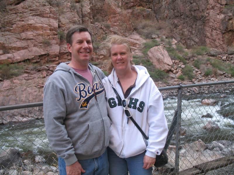 Keith & Jill from Sacramento, California, United States