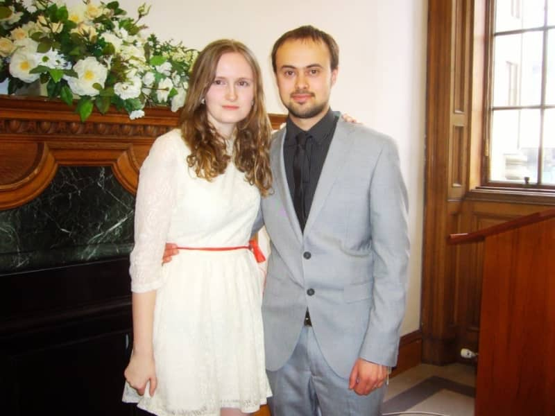 Louise & Zackary from Merriott, United Kingdom