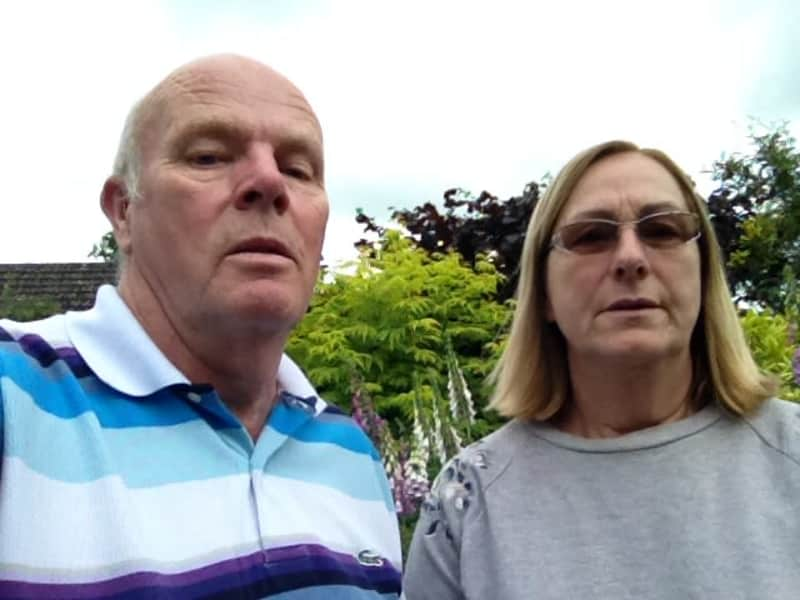 Keith & Gill from Oswestry, United Kingdom