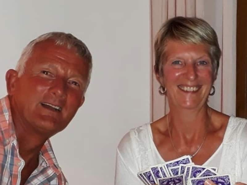 Bob & Diane from Milton Keynes, United Kingdom
