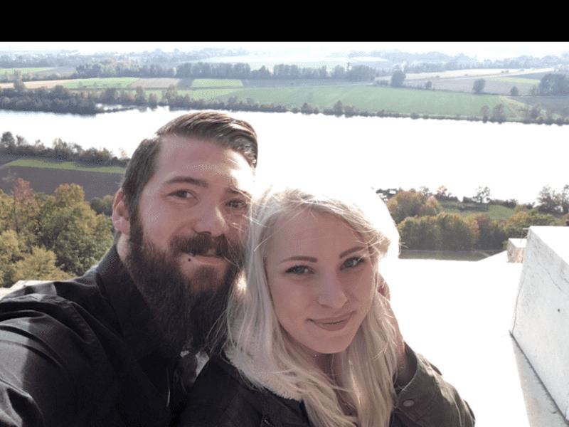 Meiline & Julian from Amberg, Germany