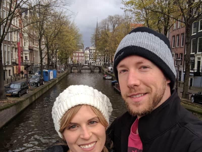 Tara & Kevin from Manfredonia, Italy