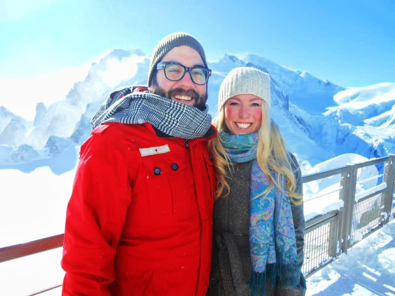 Robyn & Michael from Banff, Alberta, Canada