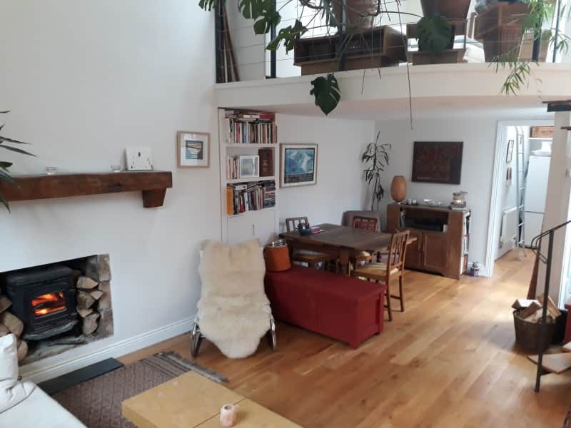 Housesitting assignment in Dublin, Ireland