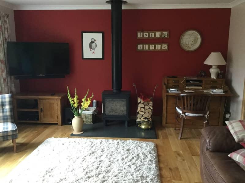 Housesitting assignment in Auchterarder, United Kingdom