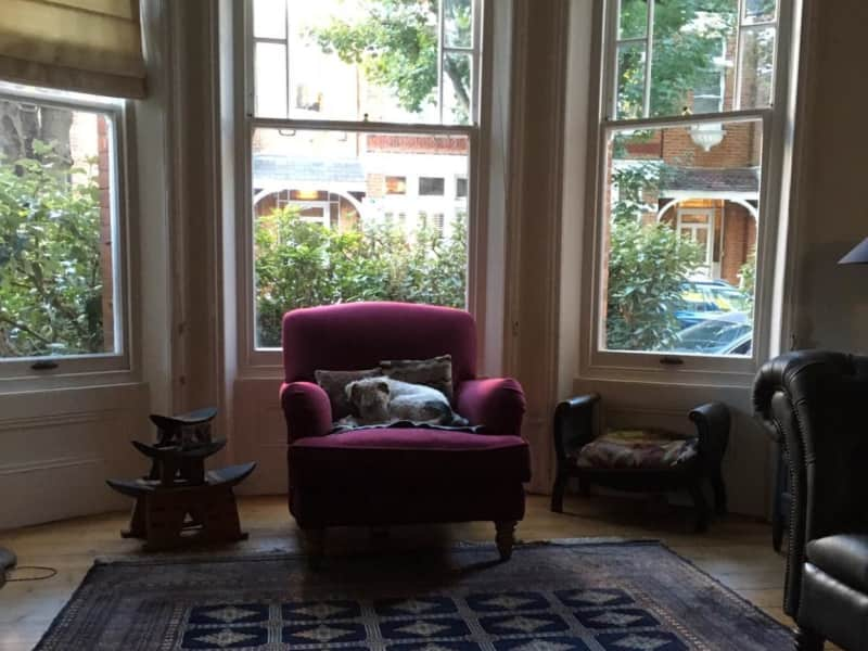 Housesitting assignment in Highbury, United Kingdom