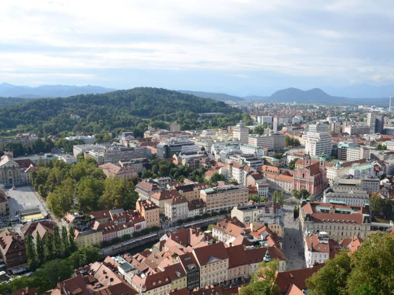 Housesitting assignment in Ljubljana, Slovenia
