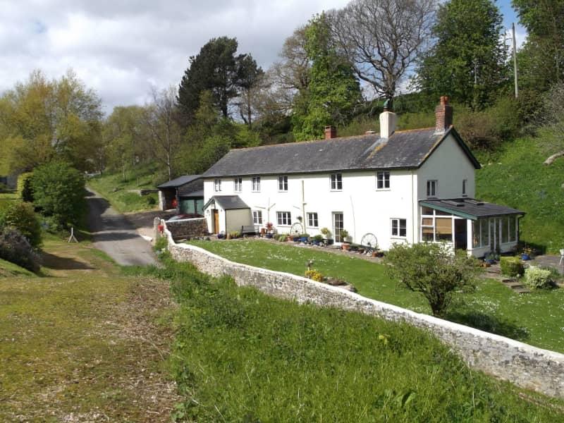 Housesitting assignment in Branscombe, United Kingdom