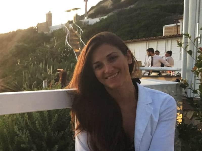 Barbara from Rimini, Italy