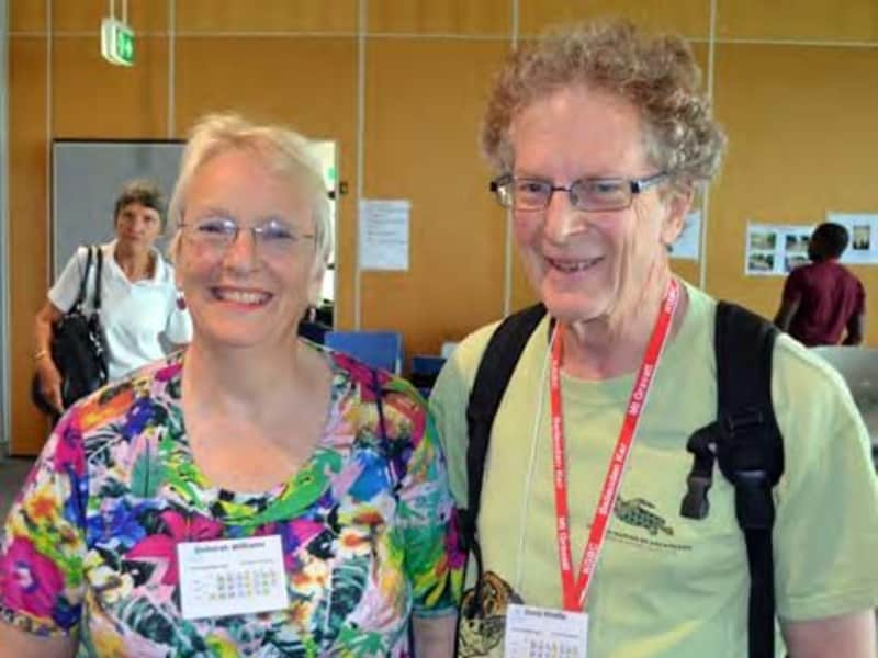 Deborah & David from Christchurch, New Zealand