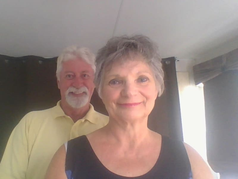 Linda & Willie from Waterdown, Ontario, Canada