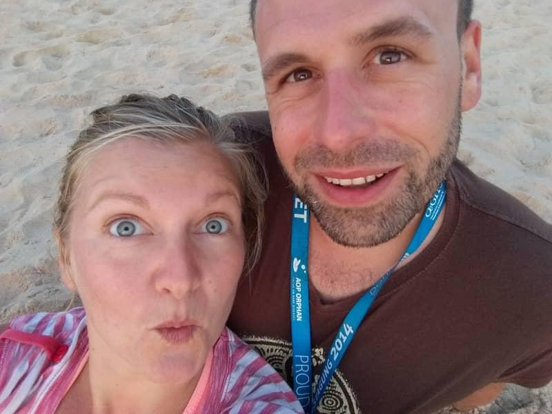 Edyta & Sebastian from Cadiz, Spain