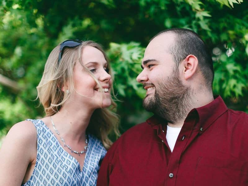 Alycia & Jon from High Wycombe, United Kingdom