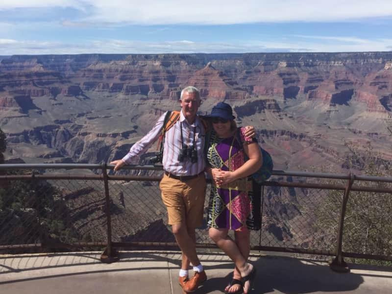 Fiona & Mike from Sheffield, United Kingdom
