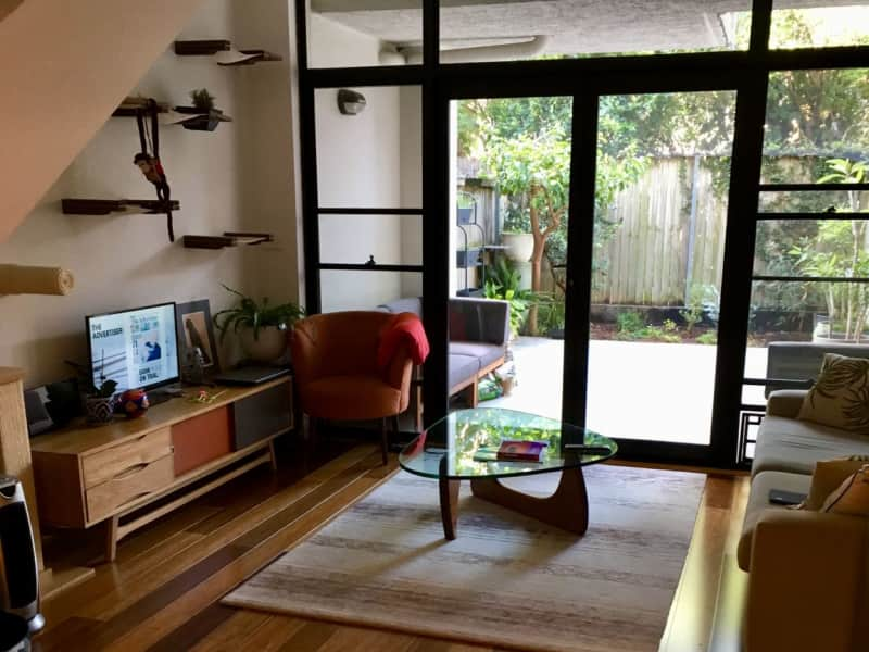 Housesitting assignment in Camperdown, New South Wales, Australia