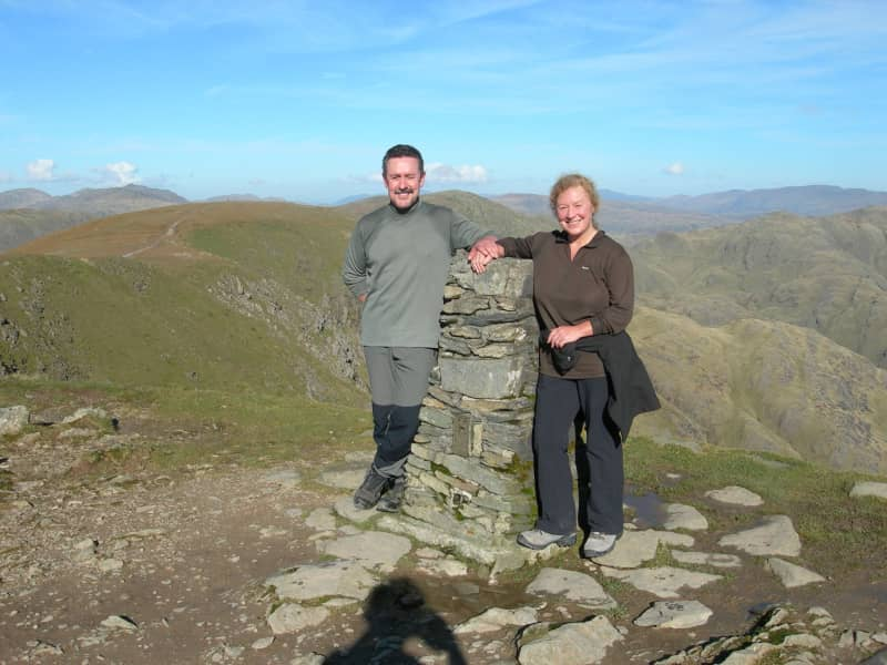Linda & Rob from Lytham St Annes, United Kingdom
