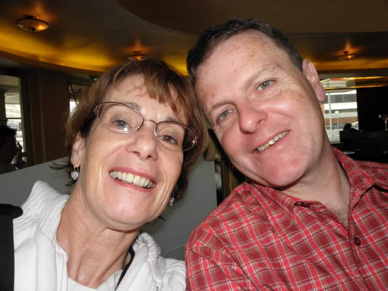 Barbara & Mark from Cleethorpes, United Kingdom