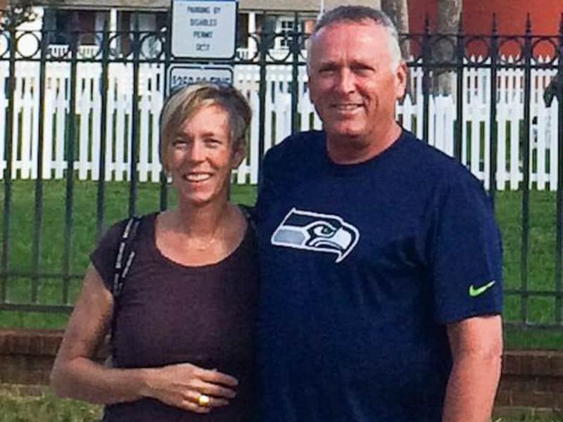 Mary & Chris from London, Ontario, Canada