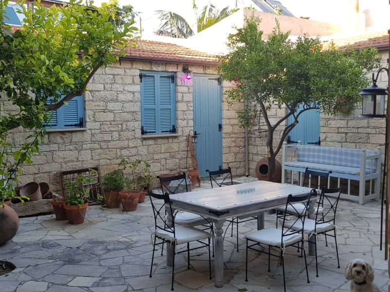 Housesitting assignment in Agia Fylaxis, Cyprus