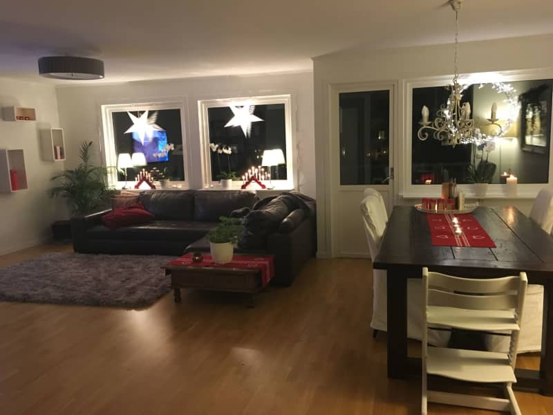 Housesitting assignment in Huddinge, Sweden