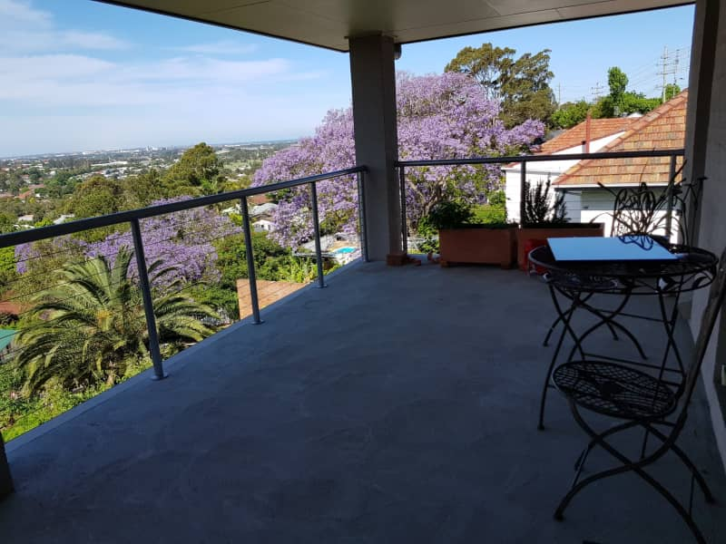 Housesitting assignment in New Lambton Heights, New South Wales, Australia
