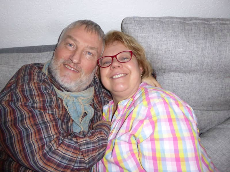 Bodo & Birgit from Wiesbaden, Germany