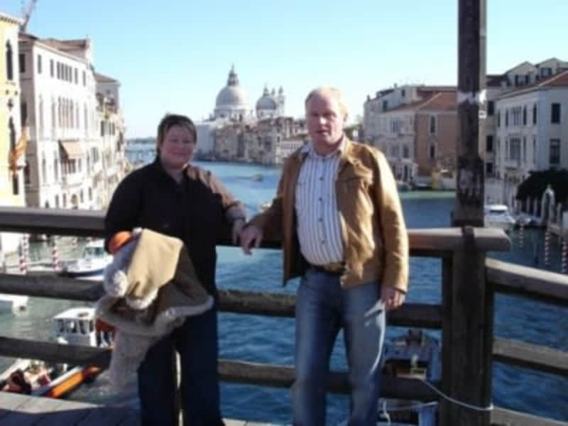 Norena & Mike from Weston-super-Mare, United Kingdom
