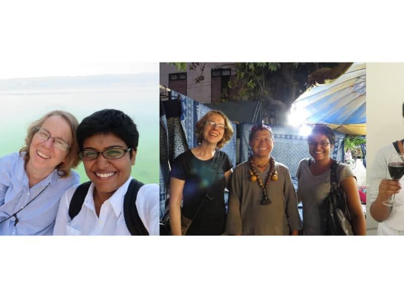 Sheila & Roch from Bangkok, Thailand
