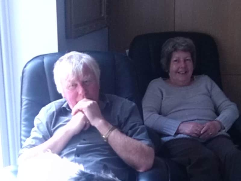 Janet & Colin from Southend-on-Sea, United Kingdom