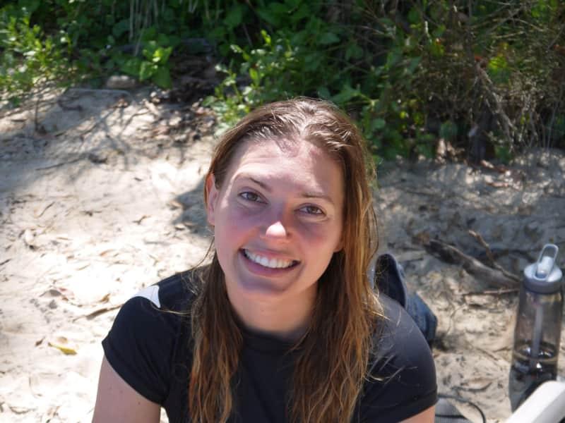 Natalie from Randwick, New South Wales, Australia