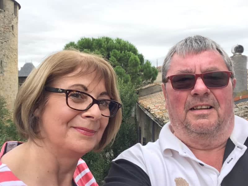 Paul & Barbara from Bagnoles-de-l'Orne, France