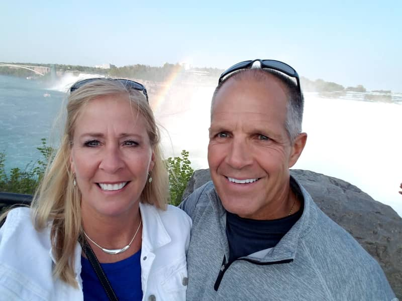 Dick & Carol from Cedar Falls, Iowa, United States