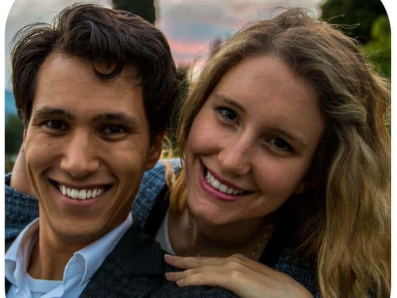 Peter & Stephanie from Hasselt, Belgium