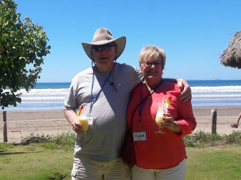 Larry & Carol from Panamá, Panama