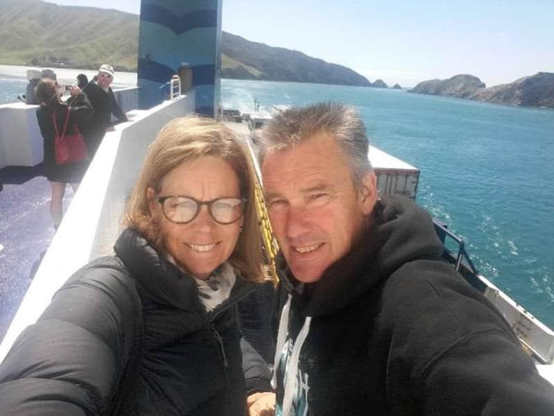 Chris & Donna from Tauranga, New Zealand
