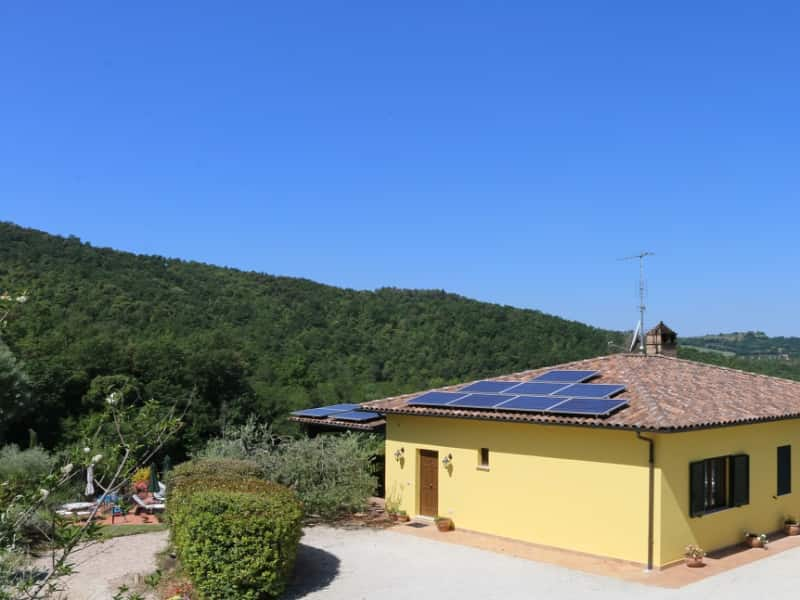 Housesitting assignment in Collazzone, Italy