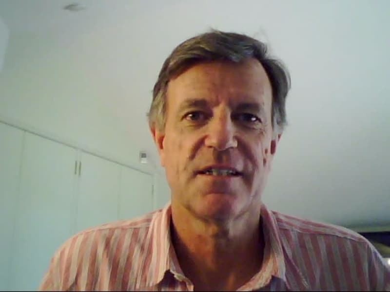 Simon from Sydney, New South Wales, Australia