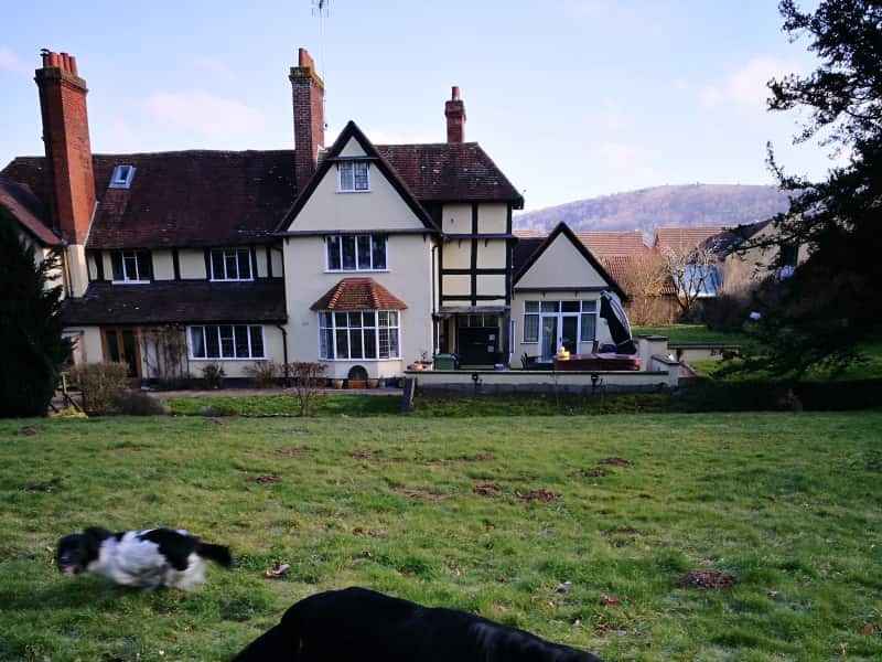 Housesitting assignment in Great Malvern, United Kingdom
